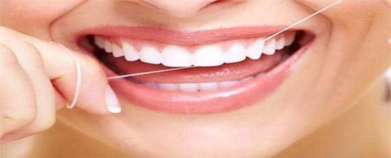 ไหมขัดฟัน