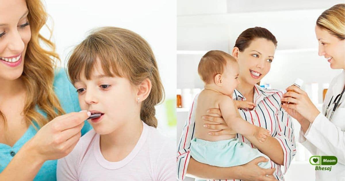 การใช้ยาในเด็ก