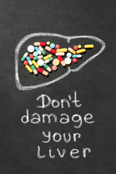 ตับเปลี่ยนแปลงยา