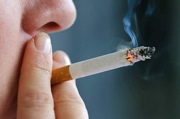 โรคติดบุหรี่